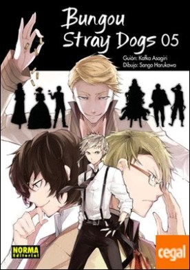 Bungou stray dogs 05