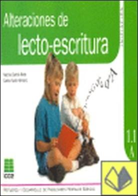 1.1.A. ALTERACIONES LECTO ESCRITURA. INICIACION . Refuerzo y desarrollo de habilidades mentales básicas