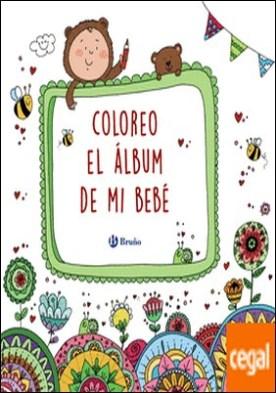 Coloreo el álbum de mi bebé