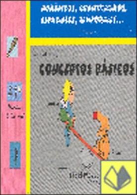 Conceptos básicos . NUMERICOS, CUANTITATIVOS, ESPACIALES, TEMPORALES