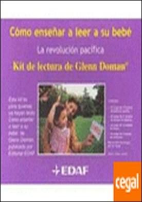 Cómo enseñar a leer a su bebé. Kit . Kit de lectura de Glenn Doman