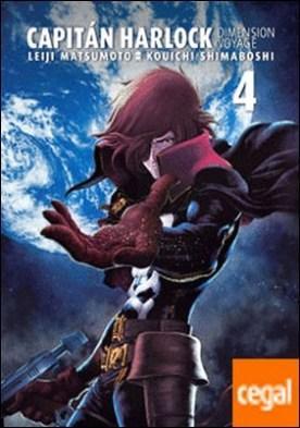 Capitán harlock dimension voyage 04
