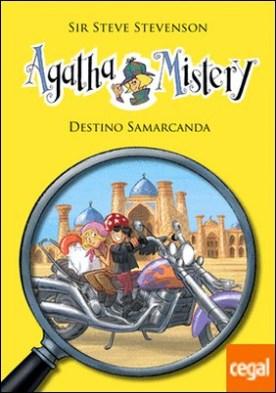 Agatha Mistery 16. Destino Samarcanda . Agatha Mistery, 16