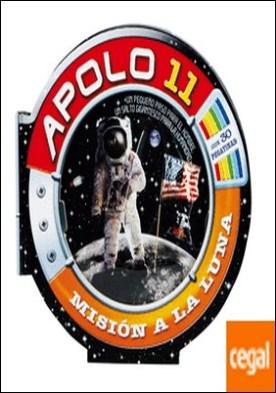 Apolo 11. Misión a la Luna . CON 30 PEGATINAS
