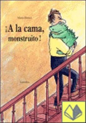 A LA CAMA MONSTRUITO - cartone -