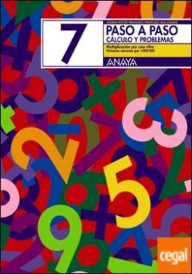 7. Multiplicación por una cifra