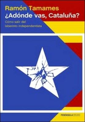 ¿Adónde vas, Cataluña? Cómo salir del laberinto independentista