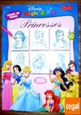 Aprende a dibujar Princesas Disney por Libros Disney