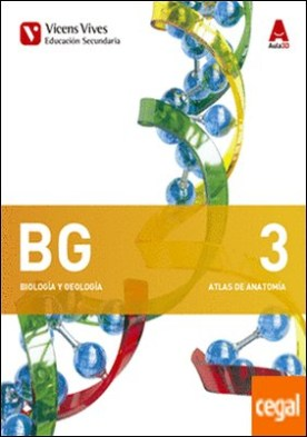 BG 3 + ATLAS ANATOMIA