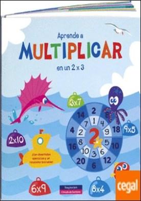 Aprendo a multiplicar en un 2 x 3