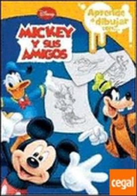 Aprende a dibujar a Mickey y sus amigos