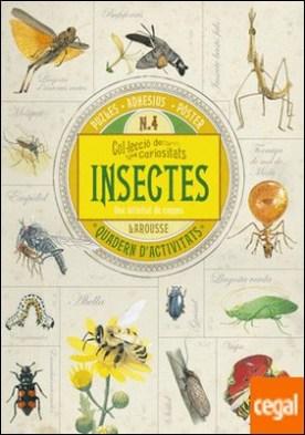 Col.lecció de curiositats. Insectes