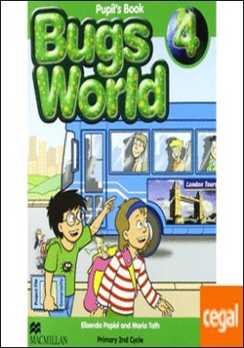 BUGS WORLD 4 Pb