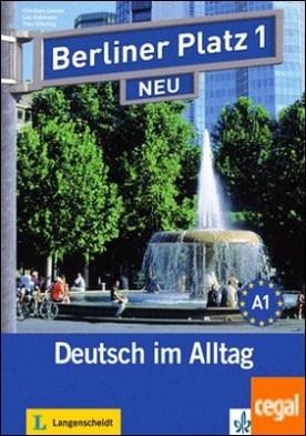 Berliner platz 1 neu, libro del alumno y libro de ejercicios + cd + d-a-ch