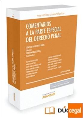 Comentarios a la Parte Especial del Derecho Penal (Papel + e-book) por García Albero, Ramón PDF