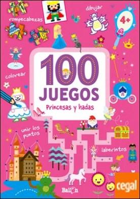 100 juegos - Princesas y hadas por Ballon
