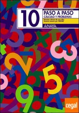 10. División: divisor de una cifra