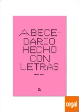Abecedario hecho con letras por Rubio Canet, Carlos PDF