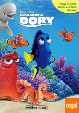 Buscando a Dory. Mi libro-juego . Incluye un cuento, figuritas y un tapete para jugar por Disney
