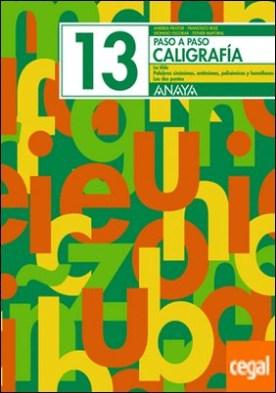 Caligrafía 13