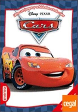 Cars . Libro con juegos y actividades a todo color