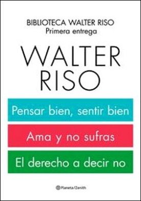 Biblioteca Walter Riso. 1ª entrega (pack)