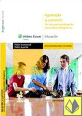 Aprender a convivir . un reto para la educación secundaria obligatoria