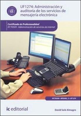 Administración y auditoría de los servicios de mensajería electrónica
