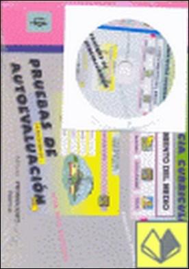 COMPETENCIA CURRICULAR CON. MEDIO 5º PRIMARIA + SOLUCIONARIO . PRUEBAS DE AUTOEVALUCION
