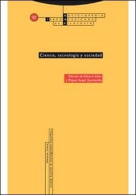 Ciencia, tecnología y sociedad por Eduard Aibar PDF