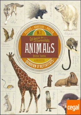 Col.lecció de curiositats. Animals