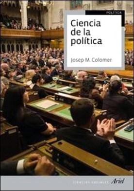 Ciencia de la política. 2ª edición revisada y actualizada