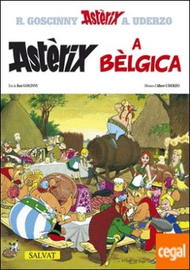 Astèrix a Bèlgica