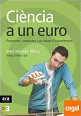 Ciència a un euro por Jiménez Albiac, Dani