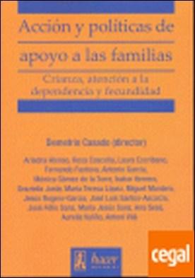 Acción y políticas de apoyo a las familias