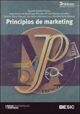 Principios de Marketing por Agueda Esteban Talaya