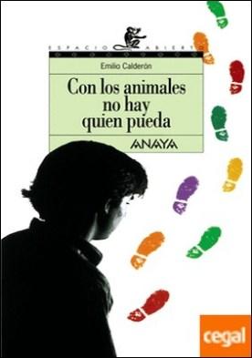 Con los animales no hay quien pueda