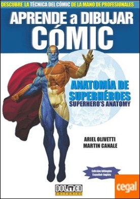Aprende a dibujar Cómic. . Anatomía de super héroes