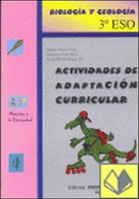 BIOLOGIA GEOLOGIA ACTIVIDADES AD N§150 . Biologia y geologia 3º ESO