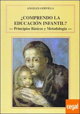¿Comprendo la educación infantil?