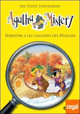 Agatha Mistery 4. Robatori a les cascades del Niàgara