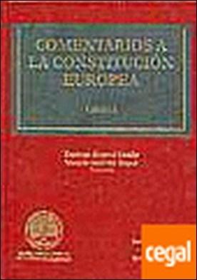 Comentarios a la Constitución Europea