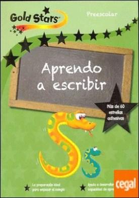 APRENDO A ESCRIBIR (GOLD STARS)