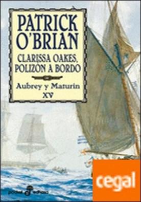 Clarissa Oakes, polizón a bordo (XV) (bolsillo)