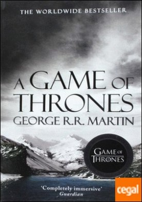 A GAME OF THRONES BOOK 1