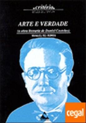 Arte e verdade . A obra literaria de Castelao
