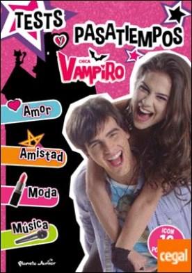 Chica Vampiro. Tests y pasatiempos