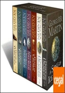 A GAME OF THRONES: THE STORY CONTINUES: THE COMPLETE BOX SET OF ALL 7 BOOKS (A S
