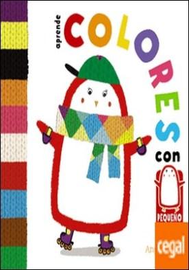Aprende colores con el pequeño pingüino