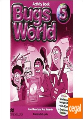BUGS WORLD 5 Ab Pk